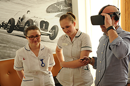 VR enhances Dementia Care - Read the article