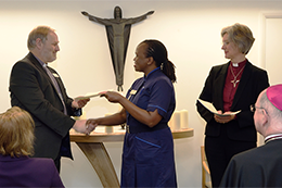 Celebrating our new Multi-Faith Centre - Read the article