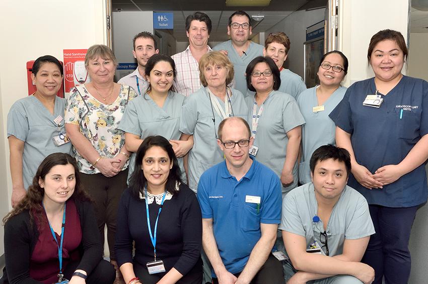 The Endoscopy Team