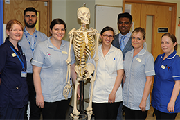 Spotlight on our Integrated Musculoskeletal Service - Read the article