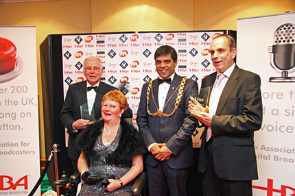 Radio Wey pick up three National Awards for second year running - Read the article
