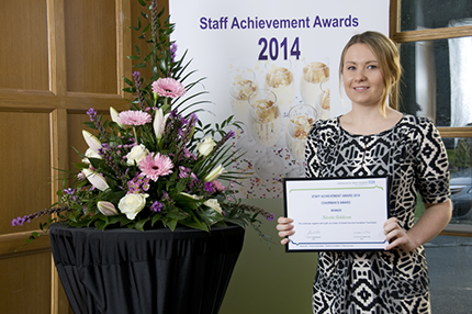Ashford and Saint Peter's Hospitals celebrates excellence of staff - Read the article