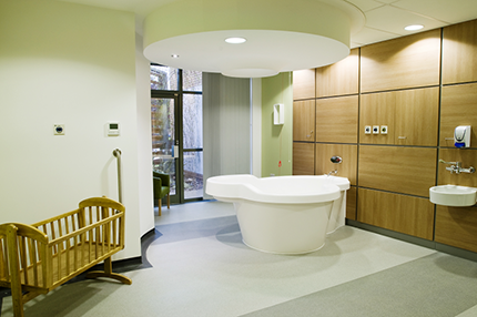 New Midwifery Led Unit - The Abbey Birth Centr