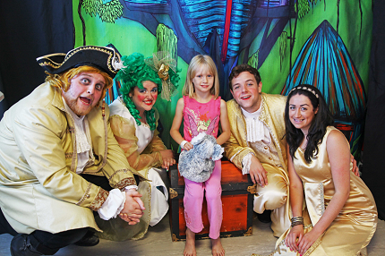 Starlight Summer Panto brings sunshine to young patients at St Peter's - Read the article