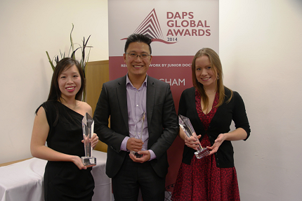 Trust wins three awards at the DAPS Global Summit - Read the article