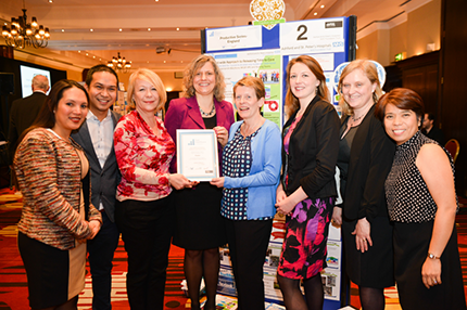 Ashford and Saint Peter's wins National award - Read the article