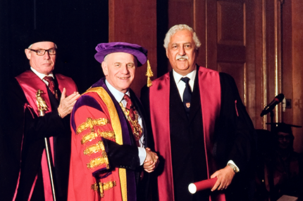 Trust Consultant Honoured by Royal College of Surgeons - Read the article