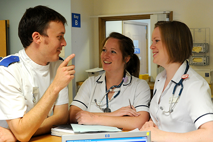 Recruitment Open Day for Band 5 Nurses - Read the article