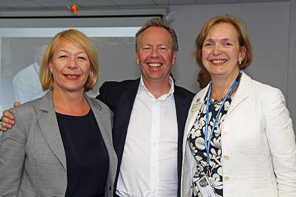 Trust bids fond farewell to outgoing Chief Executive Andrew Liles - Read the article