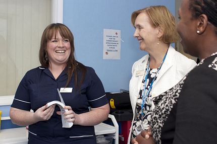 New Chemotherapy Service at Ashford Hospital - Read the article