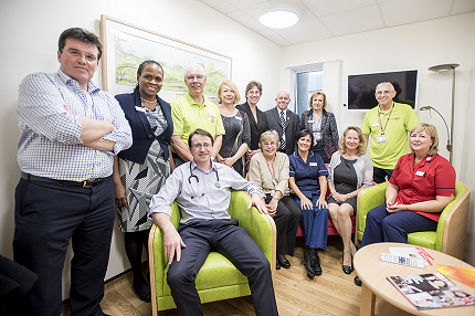 Co-located cardiac unit officially opened - Read the article