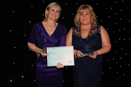 Award winning staff at Ashford and Saint Peter's Hospitals - Read the article